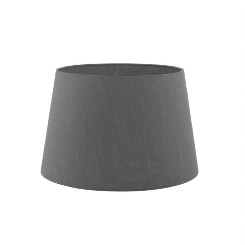 Cezanne French Drum Shade 45CM Grey